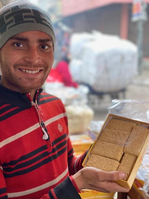 City Food - Winter Season Gajak, Jacobpura