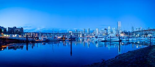 vancouver seawall bluehour bc britishcolumbia btscritique