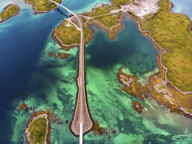 Fredvang Bridge - Lofoten Islands (Norway)
