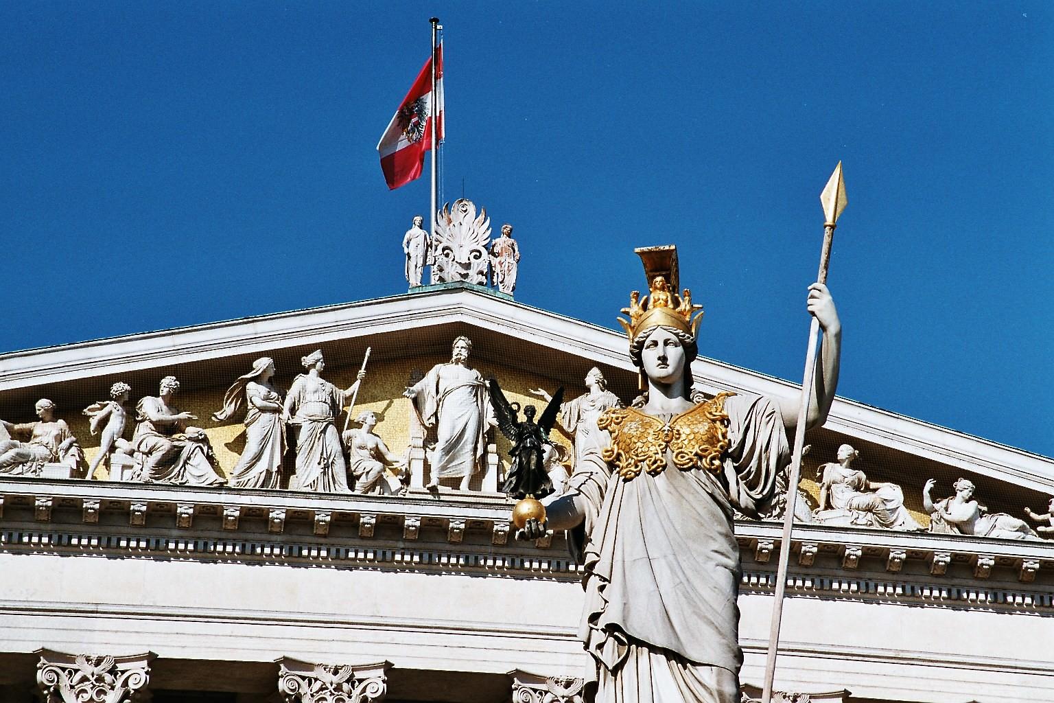 Pallas Athene, Parlament 2003