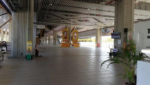 Khon Kaen Railway Station 2020