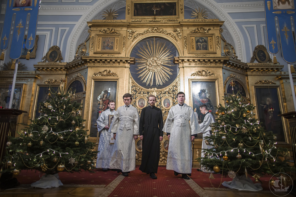 6 января 2020, Рождественский сочельник / 6 January 2020, Christmas eve