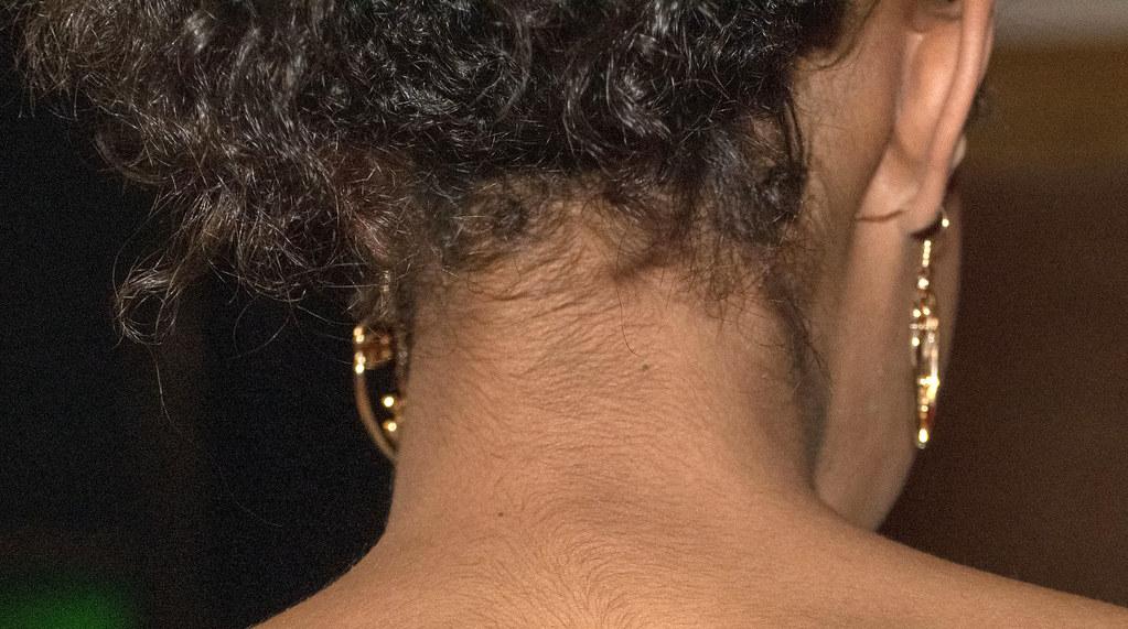 DSC_2907b Troy Bar Hoxton Street Shoreditch London New Year Party 2020 Delightful Eritrean Lady