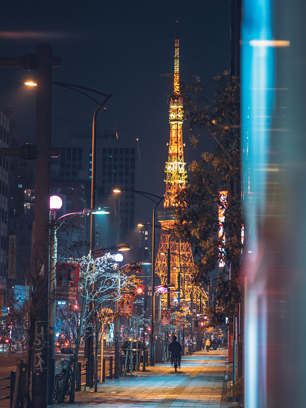 TOKYO TOWER 東京鐵塔