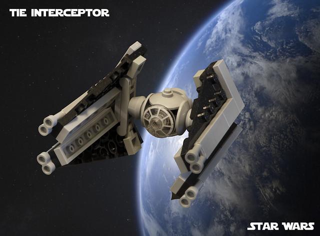 SW Microfighters: TIE Interceptor