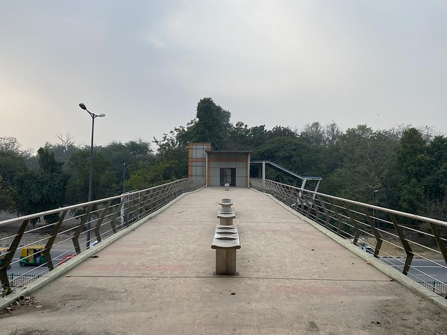 City Landmark - The Commonwealth Bridge, Mathura Road