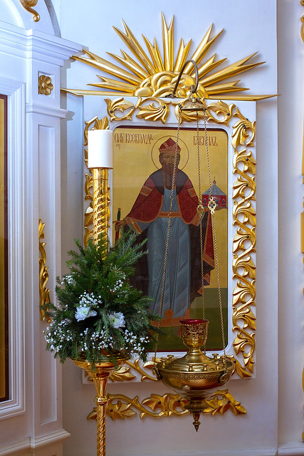 6 января 2020 г. Храм перед Рождеством Христовым