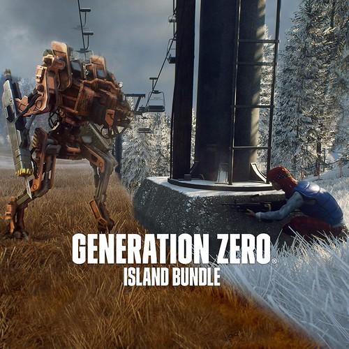 Thumbnail of Generation Zero - Island Bundle on PS4