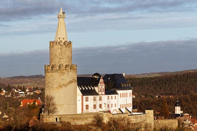Weida - Osterburg