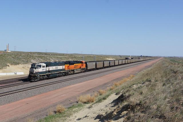 BNSF 9512 Bill/Wyoming