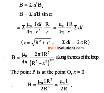 2nd PUC Physics Previous Year Question Paper March 2019 - 18