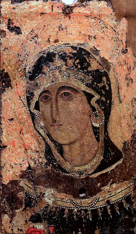 IMG_5983A Pietro di Belizo e Belluomo 11 è-12 è Madonna col Bambino Madonna and Child Parme Fondazione Magnani Rocca