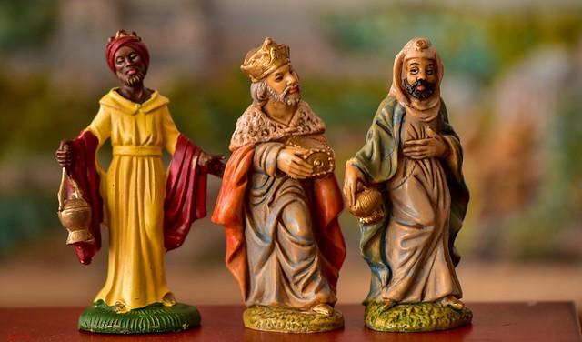 The Three Wise Men - 7939