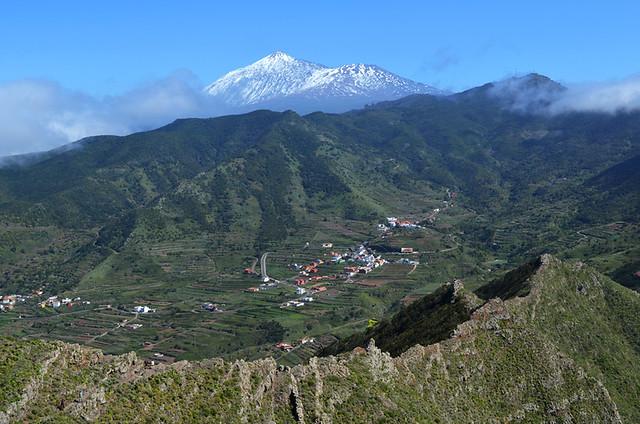 Teno Alto route, Teno Rural Park, Tenerife