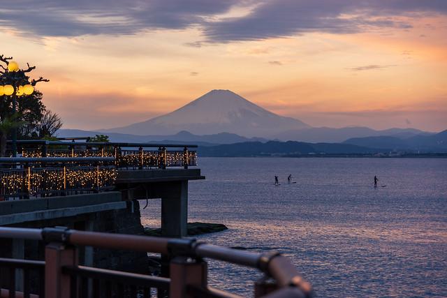 江ノ島トワイライト