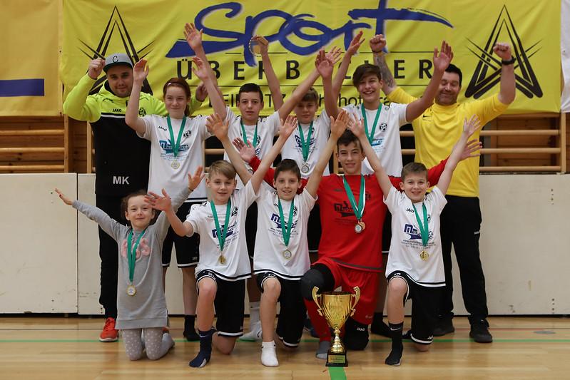 U14 Sport Überbacher Kids Masters