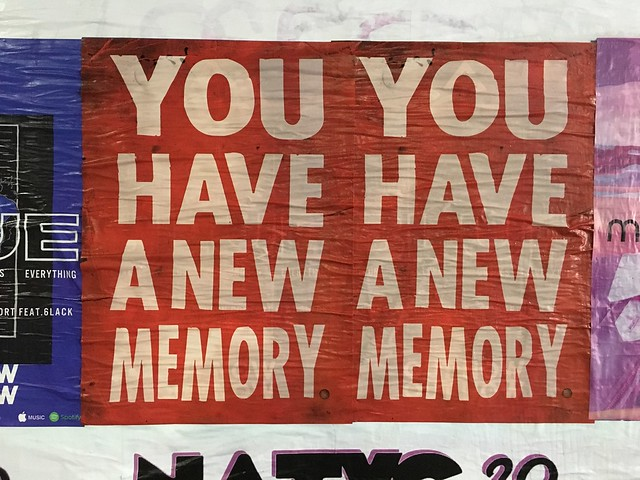 You Have A New Memory - Dr D