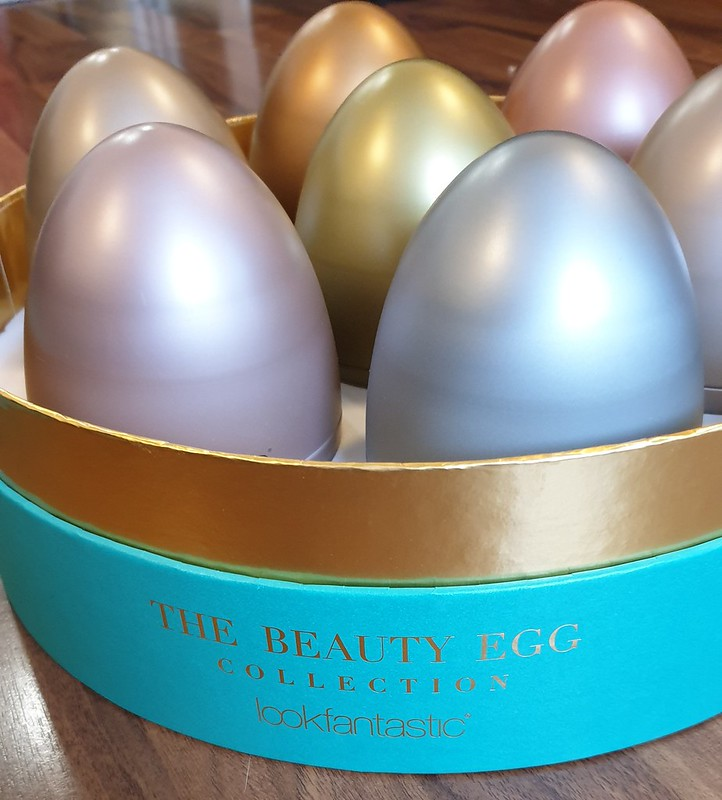 lookfantastic beauty egg 2019