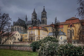 Grüße aus Magdeburg