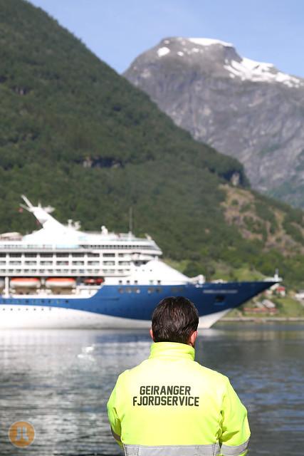 Geiranger Fjordservice