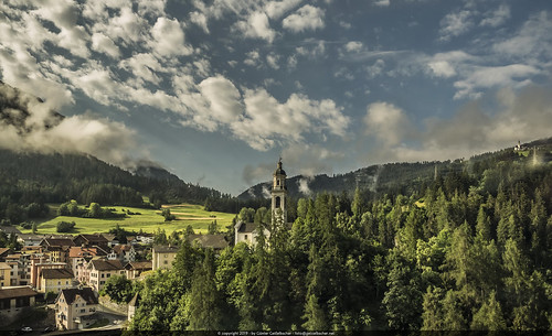 tiefencastel kantongraubünden schweiz