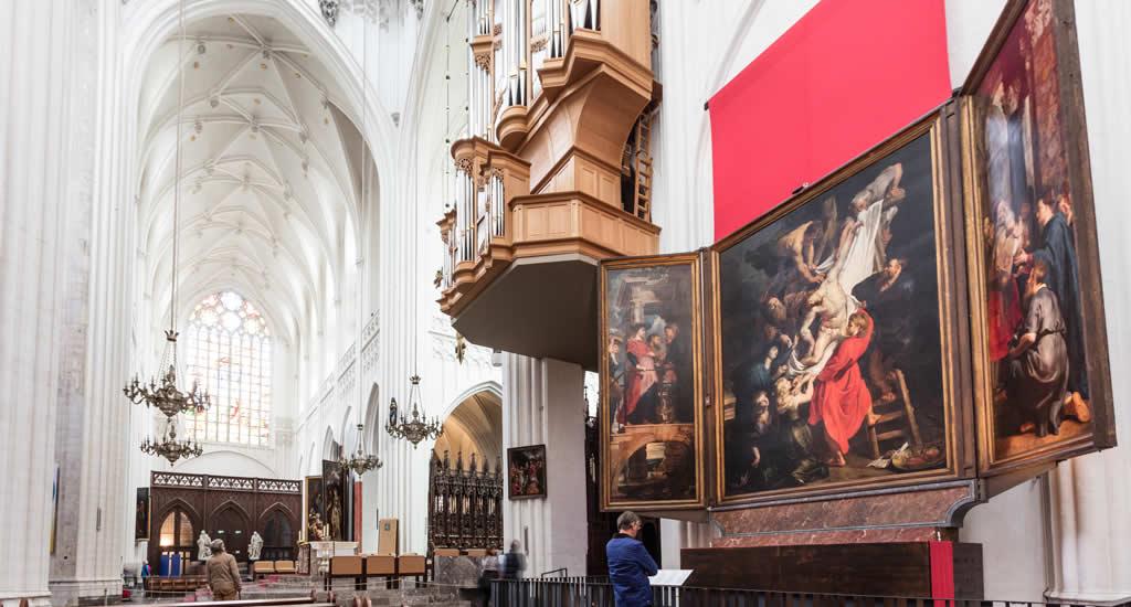 Onze Lieve Vrouwekathedraal, Antwerpen | Mooistestedentrips.nl