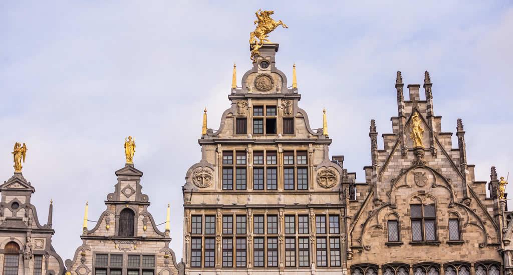 Grote Markt Antwerpen | Mooistestedentrips.nl