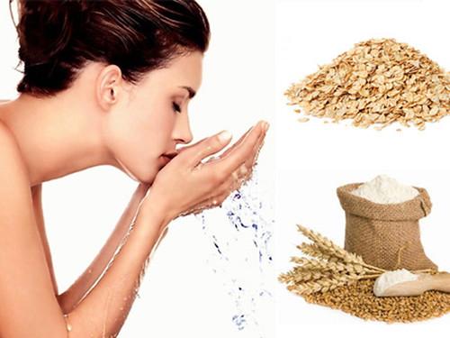 Những công dụng dưỡng da làm đẹp từ bột yến mạch