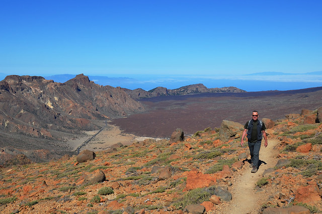 Montana Guajara, Teide National Park, Tenerife