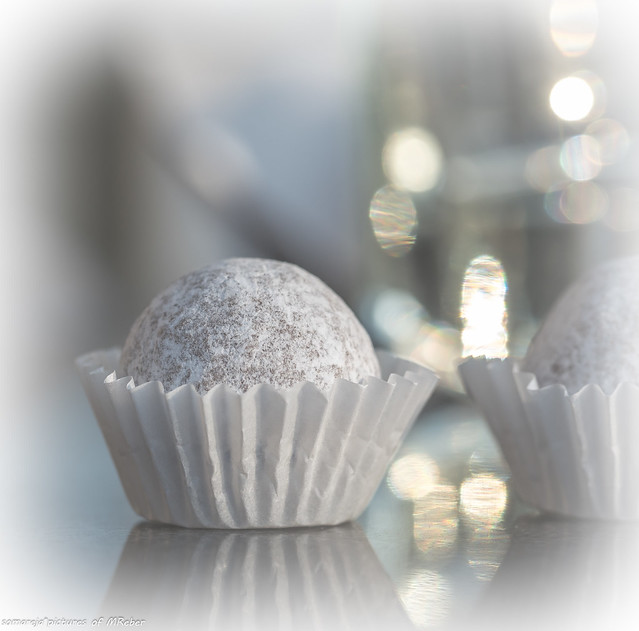 Champagner Truffes - Macro Mondays-