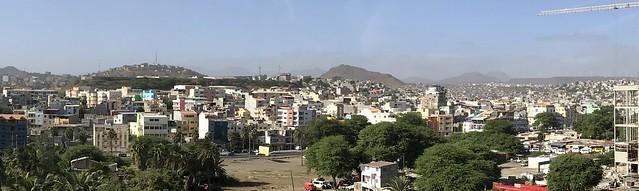 Bairro Craveiro Lopes (Praia, Cabo Verde 2019)