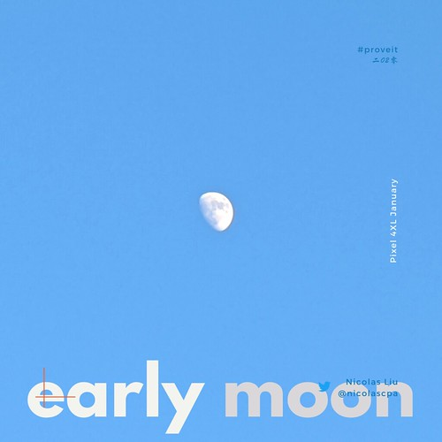 Early Moon