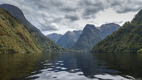 Doubtful Sound, Fiordland NP, New Zealand