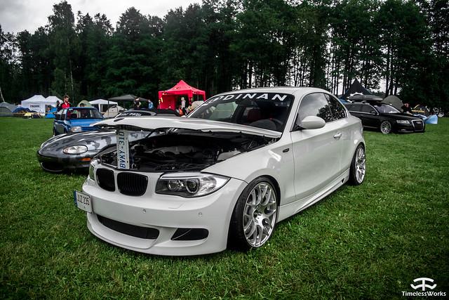 BMW 135i E82 by Dinan
