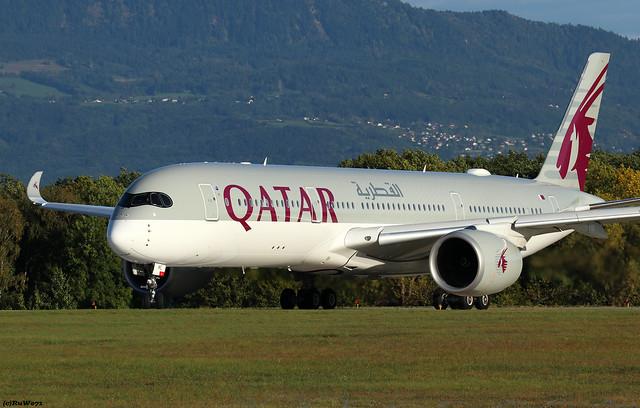 Qatar Airways Airbus A350-941 A7-AME