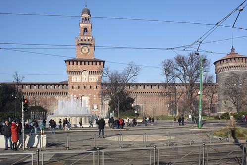 M045 Castello Sforzesco