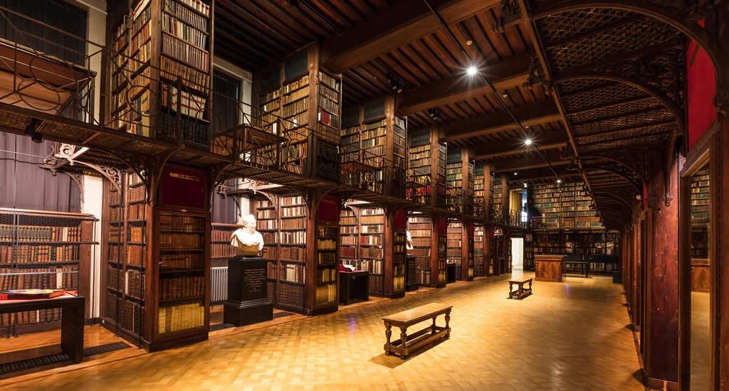 Erfgoedbibliotheek Hendrik Conscience | Mooistestedentrips.nl