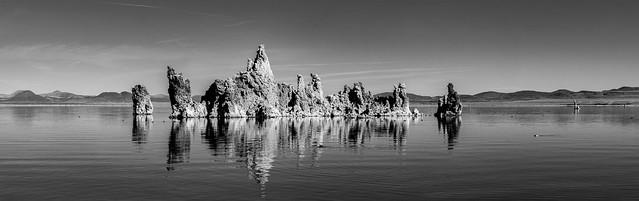 lake tufas