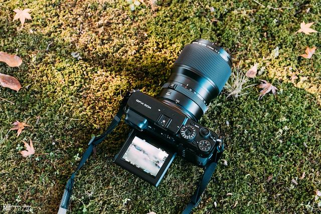 悠然自在的巡遊:Fujifilm GFX 50R | 50