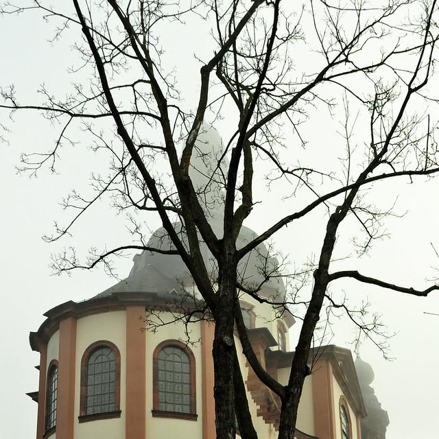 Januar 2020 ... Barocke Sternwarte in Mannheim ... Brigitte Stolle