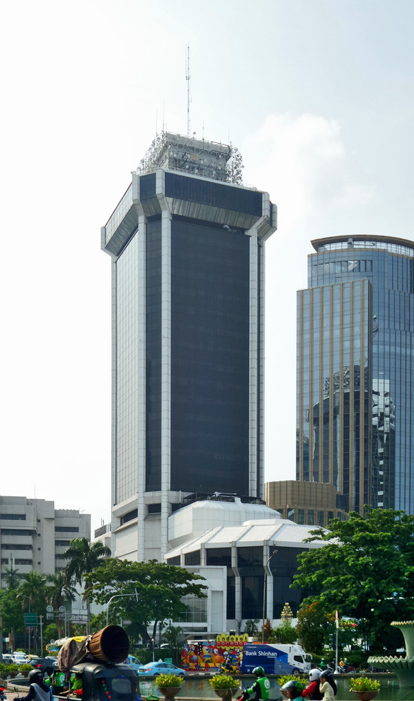 Gedung Indosat