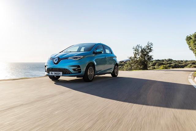 Comprar Renault Zoe