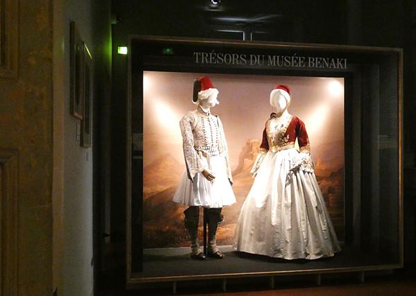 les trésors du musée Benaki