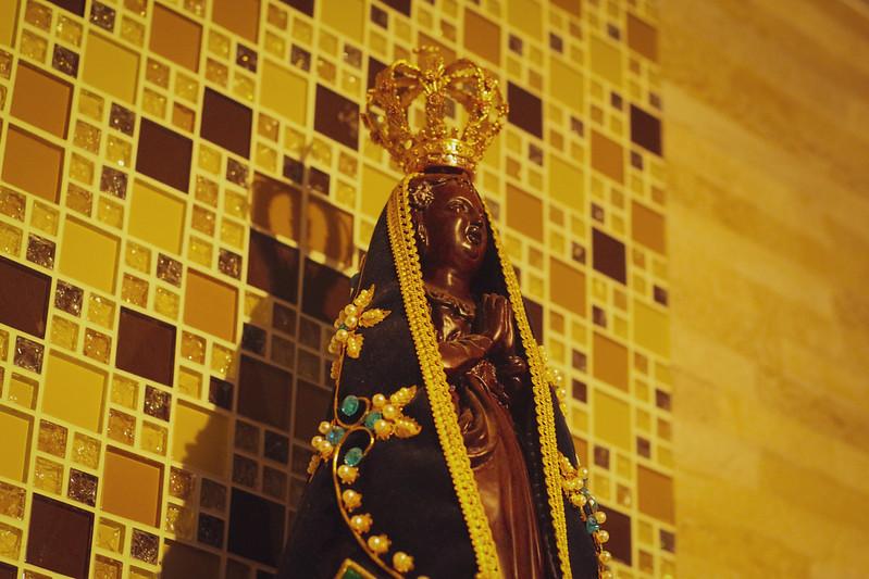 Solenidade da Santa Maria Mãe de Deus com a presença de Dom Otacílio Ferreira de Lacerda