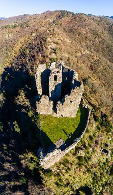 Rocca di Cerbaia Pano V