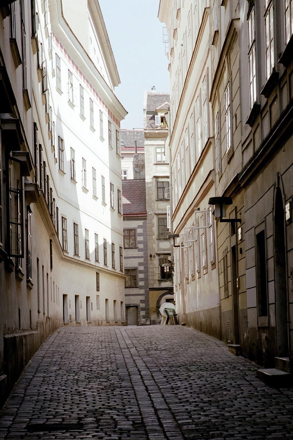 Blutgasse, Wien, 2002