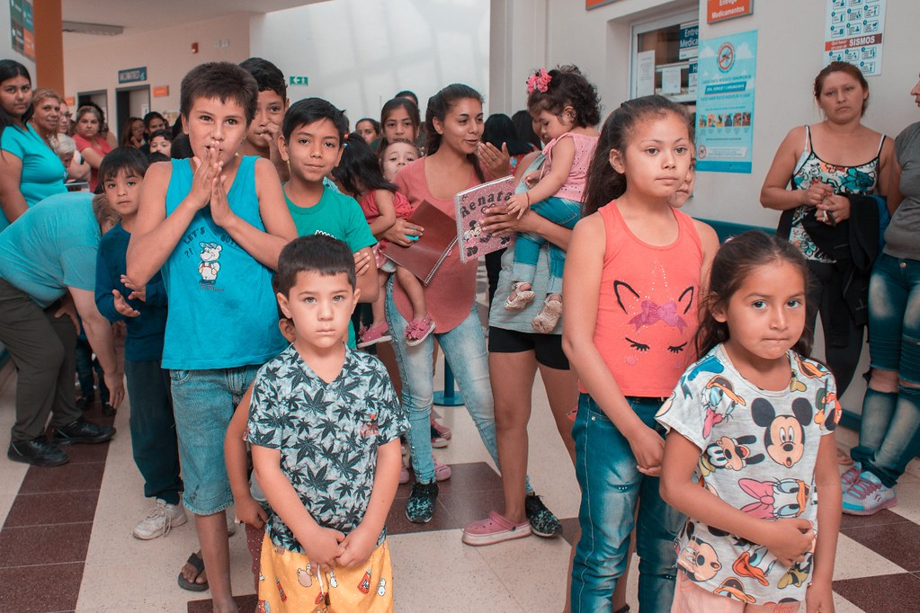 2020-01-06 : DESARROLLO HUMANO :  Reyes Magos  en Pocito y Sarmiento