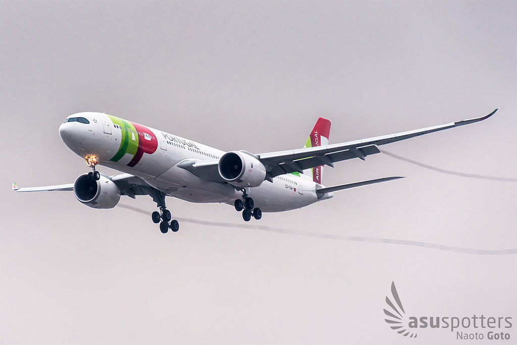 A330-900Neo de TAP Portugal