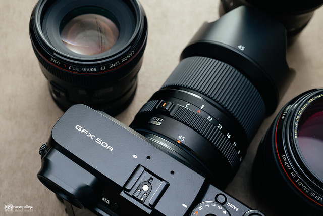 悠然自在的巡遊:Fujifilm GFX 50R | 66