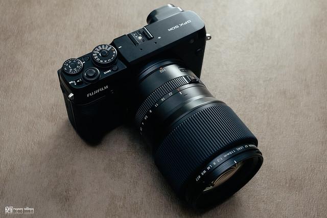 悠然自在的巡遊:Fujifilm GFX 50R | 34